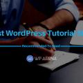 WordPress Tutorial Sites