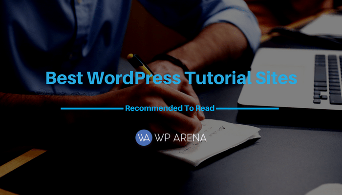 WordPress Tutorial Sites