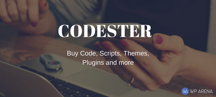 Codester Marketplace Review: Buy Themes, Plugins, Apps & Much More