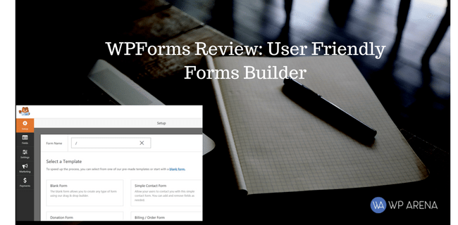 WPForms Review_ User Friendly Forms Builder