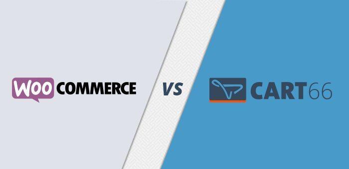 WooCommerce vs Cart66