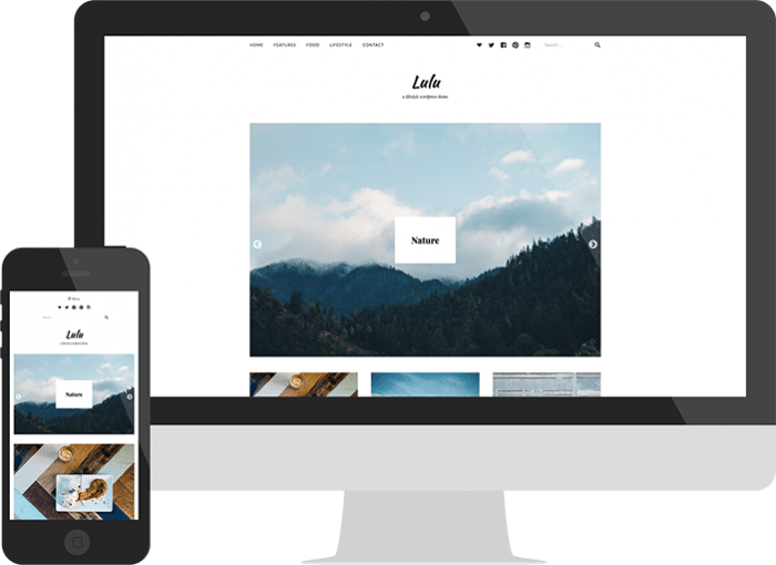 eCommerce Themes and Design