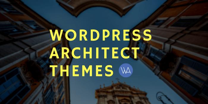 WordPress ARCHITECT Themes