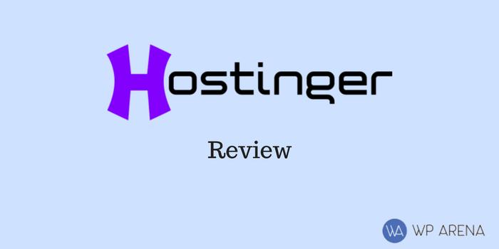 Hostinger Review: Cheap WordPress Hosting Provider