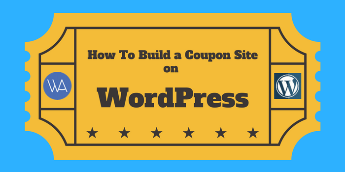 How to Build a Coupon Website using WordPress