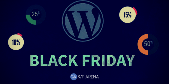 Black Friday & Cyber Monday WordPress Deals 2018