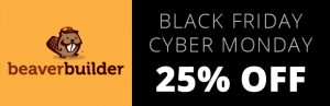 beaver builder black friday coupon