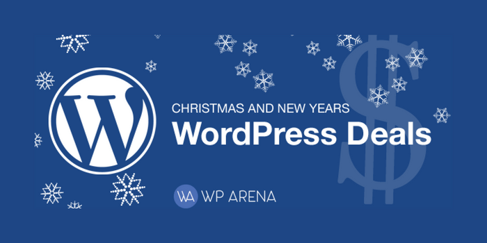WordPress Christmas Deals