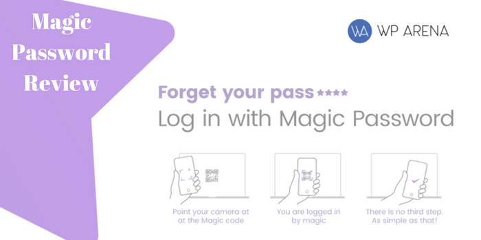 Magically Login to your WordPress Account with Magic Password