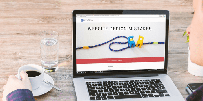 Website Design Mistakes You're Probably Making