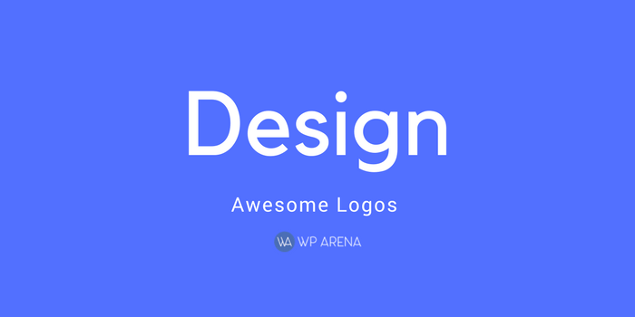 Design awesome logos
