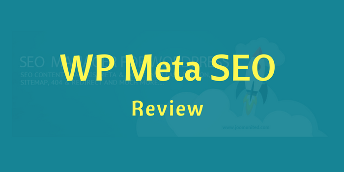 WP Meta SEO Review – An SEO Plugin that Will Put Any Website A Head Above the Rest