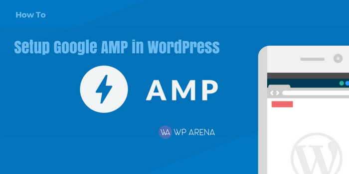 Setup Google AMP in WordPress