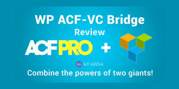 WP ACF VC Bridge Review
