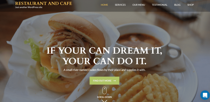 restaurant-cafe-theme