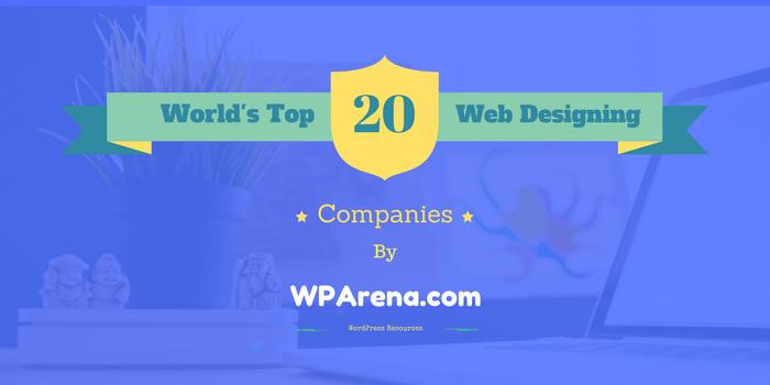 top web designing companies