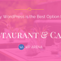 wordpress is best option for restaurants