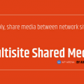 WordPress Multisite Shared Media