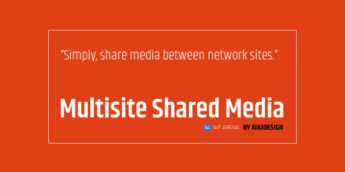 WordPress Multisite Shared Media Review