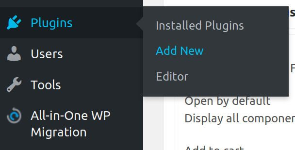 Install Visual Product Designer by adding a new plugin