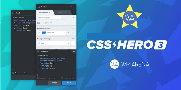 CSS Hero Review – The Most Advanced Real-Time WordPress Theme Customizer?