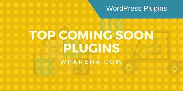 coming soon WordPress plugins