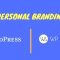 Customize WordPress Blog For Personal Branding