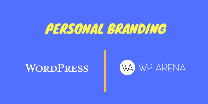 Customize WordPress Blog For Personal Branding