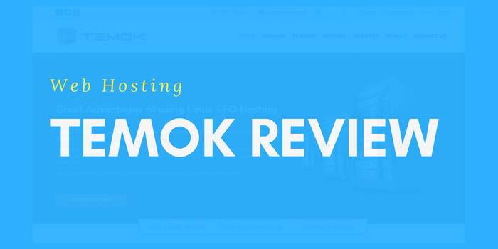 A Look into Temok: Web Hosting Review