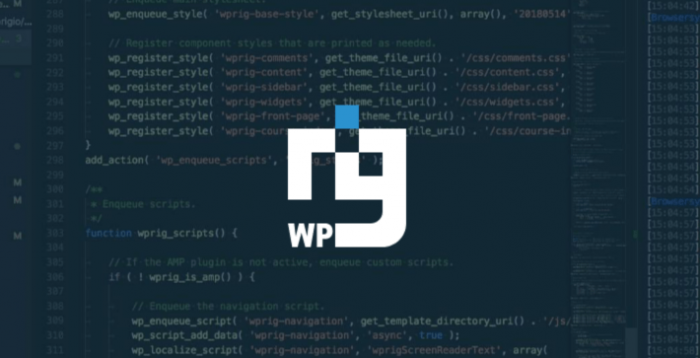 Why you should build your next theme using WP Rig