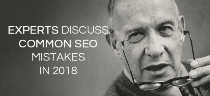 10 SEO mistakes you need to avoid in 2018