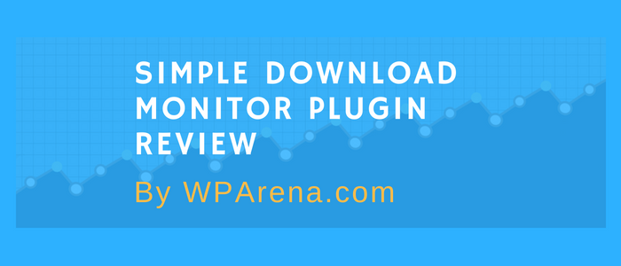Simple Download Monitor Plugin Review