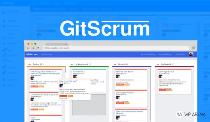 gitscrum-review