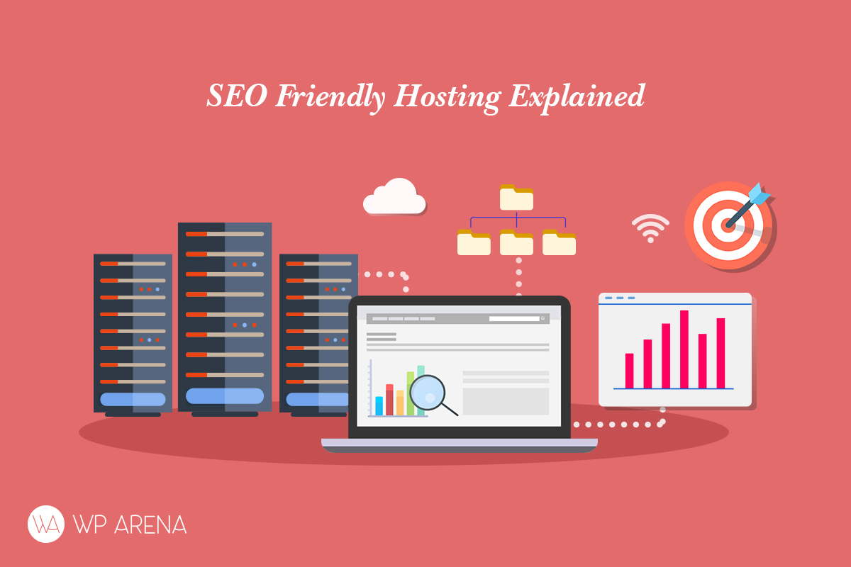 explanation of SEO friendly hosting