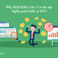 SEM and SEO top paid skills