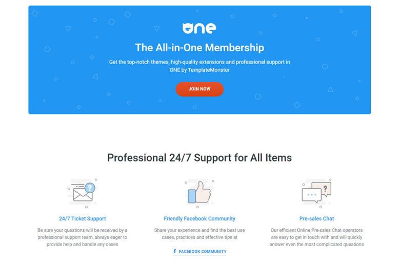 all in one membership