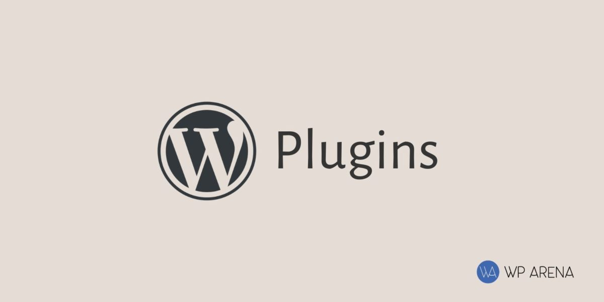 A featured image for WordPress plugins post