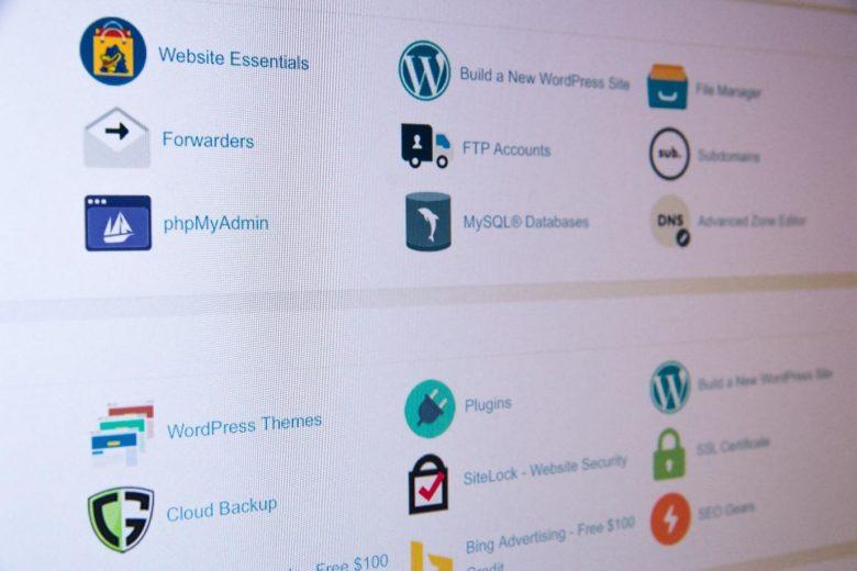 Installing WordPress on your website