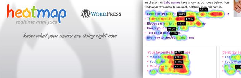 heatmap wordpress