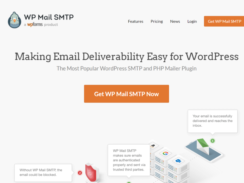WP Mail SMTP configuration