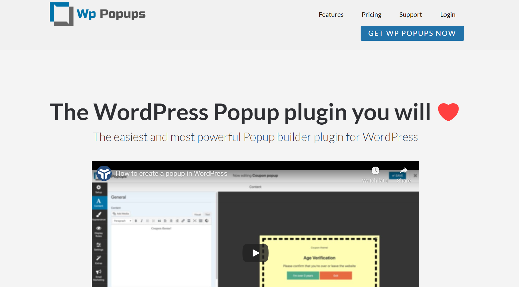 wp popups review